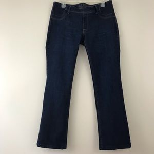 DL1961 Cindy Maternity Slim Boot Cut Jeans 32